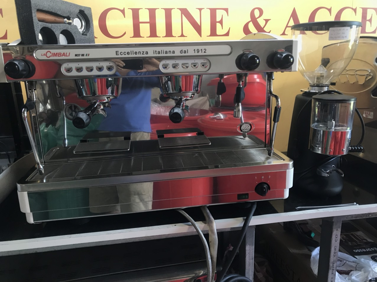 3 lợi thế khi chọn máy pha cà phê cũ Đà Nẵng – Shop MOC NGUYEN COFFEE  CO.,LTD